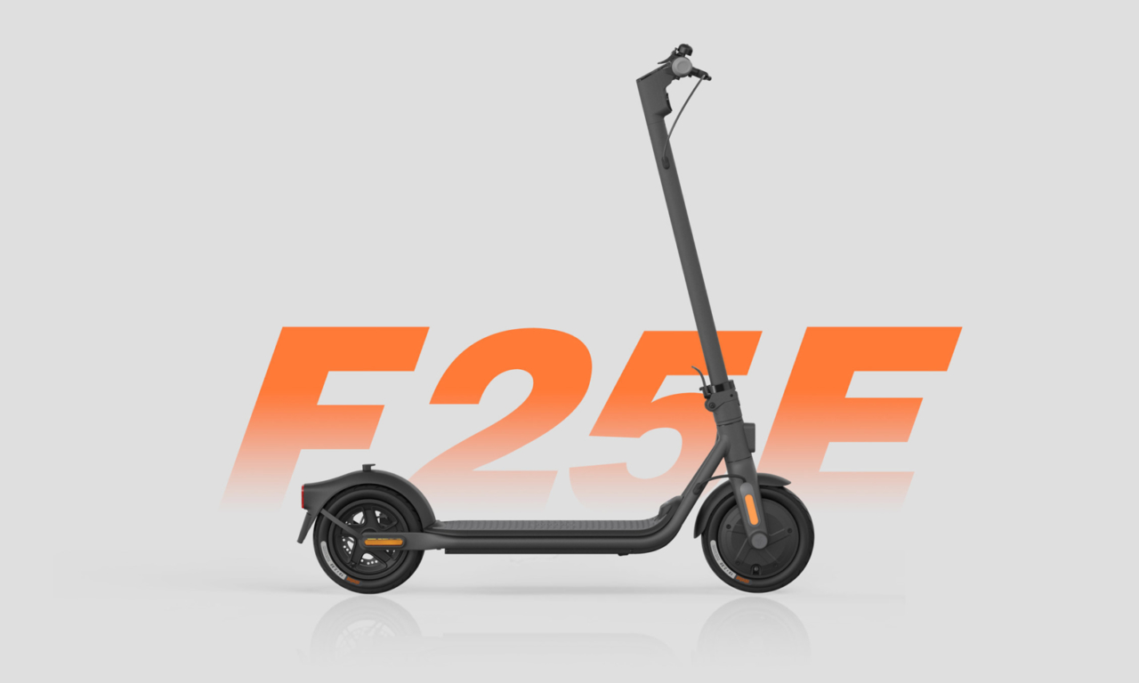 Ninebot KickScooter F25E
