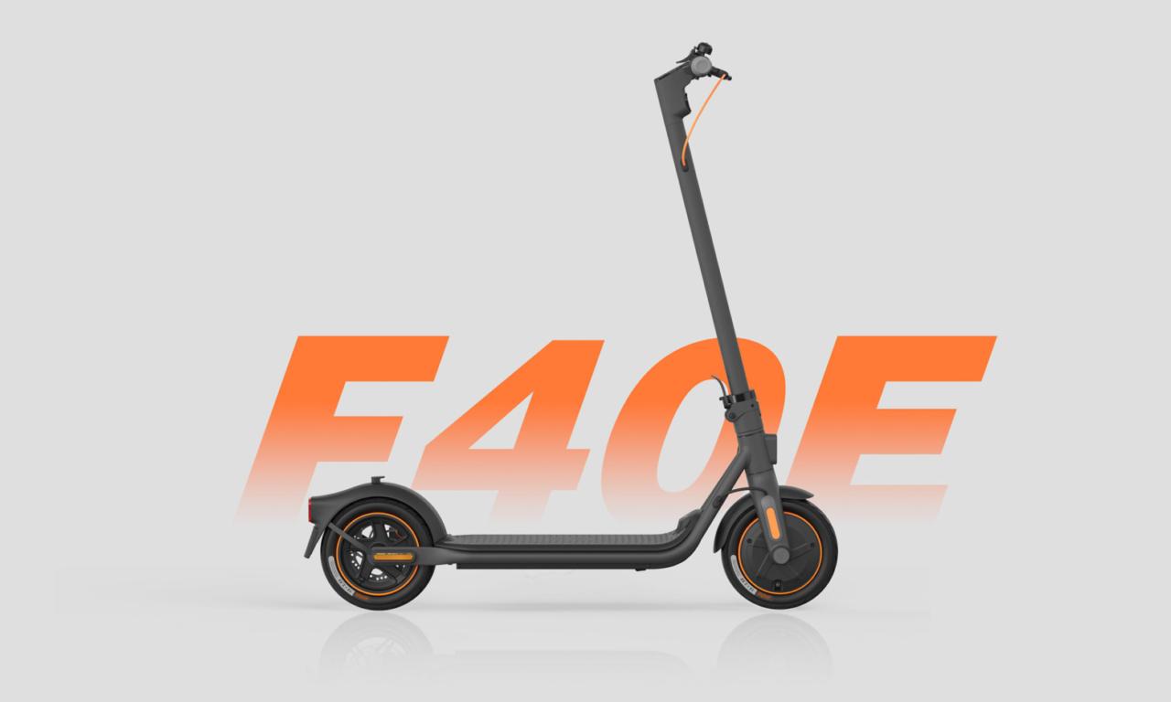 Ninebot KickScooter F40E