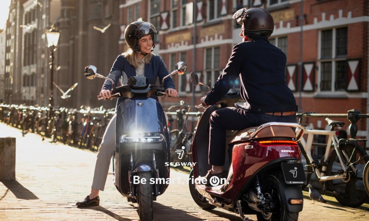 Segway eScooter en eBrommer