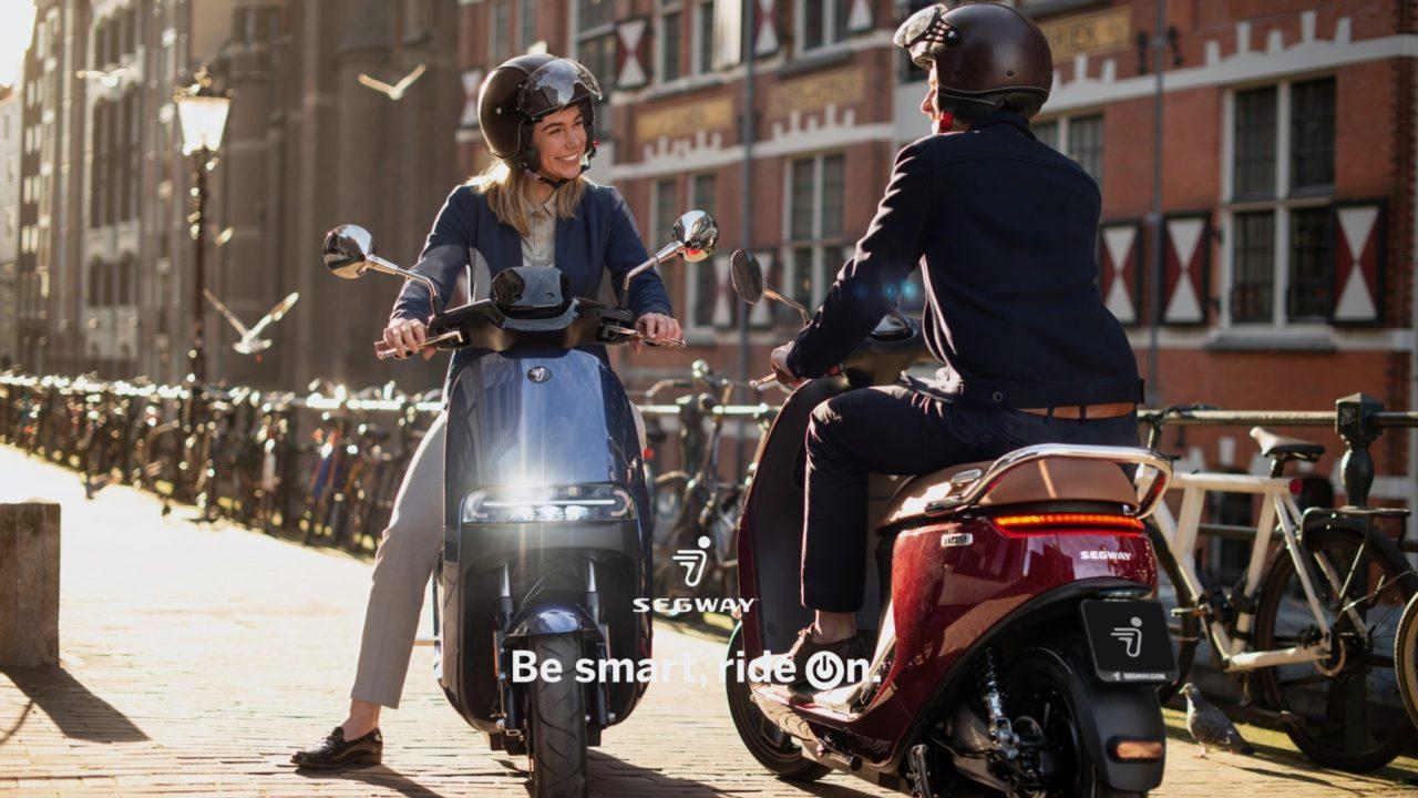 Segway e-Roller und e-Mofa