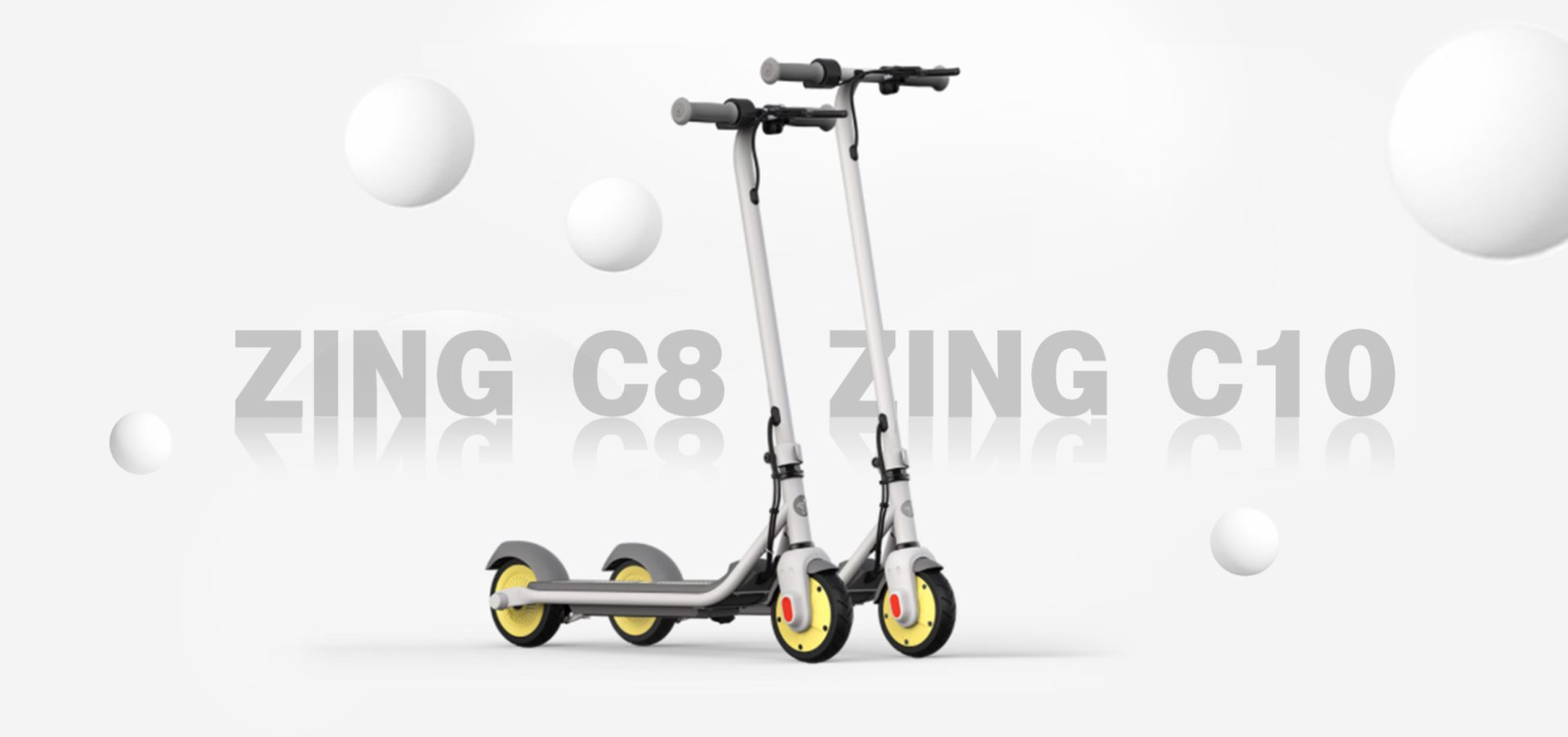 Different age/height, different eKickScooter