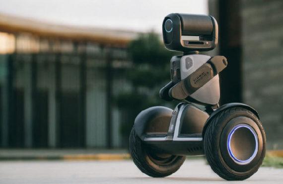 Pokročilý osobní robot