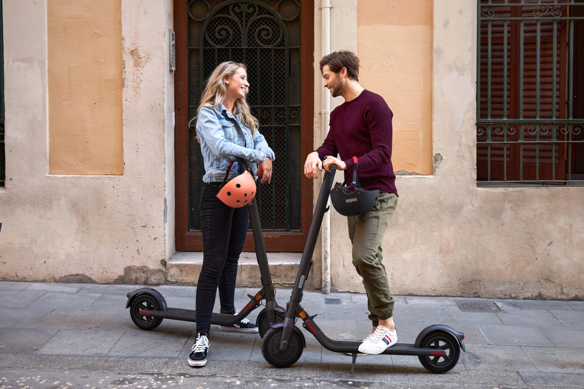 [hero] Profitez d'un nouveau mode de transport individuel !