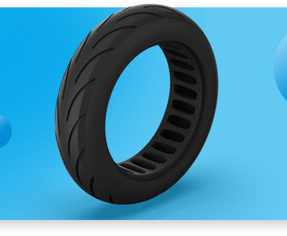Hollow Tyres: the Best combination of Both Solid and Pneumatic Tyres.