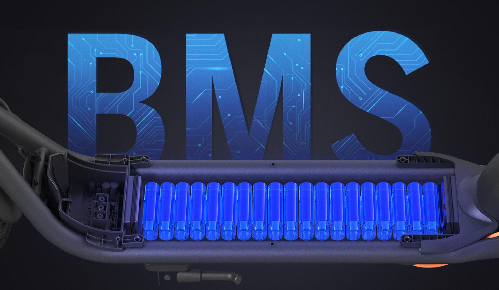 Smart Battery Management System (BMS)