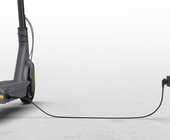 Carga rápida y fácil con un solo cable