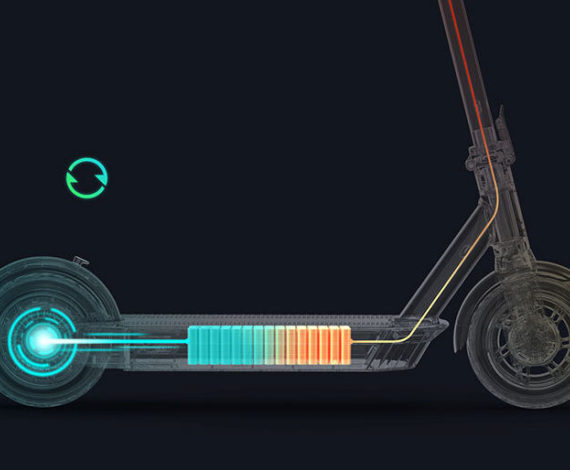 Regenerativna kočnica za obnovljivost energije