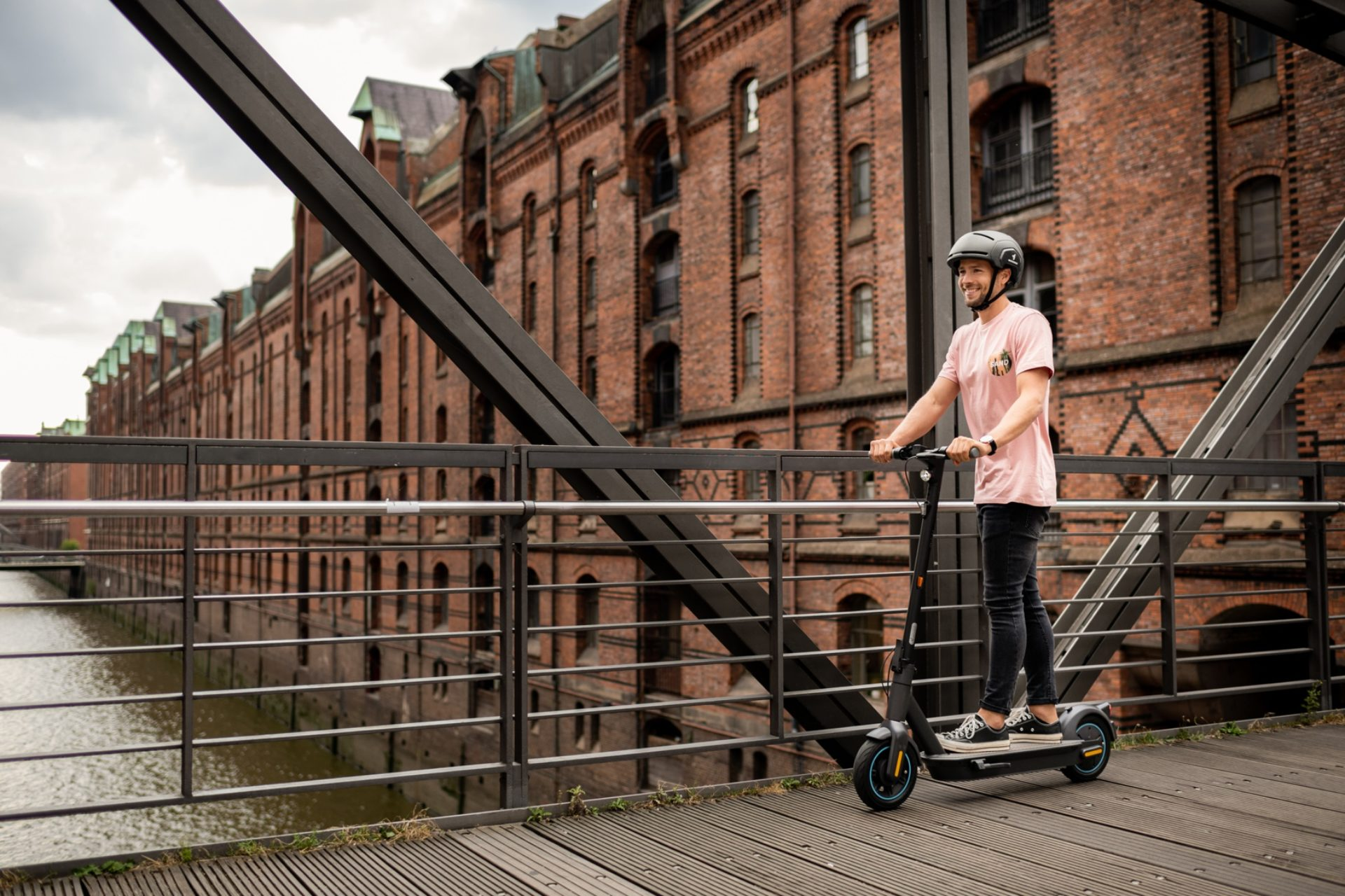 [hero] Neue Generation: Ninebot MAX G30D II Powered by Segway!