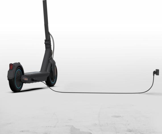Recharge rapide avec un seul câble