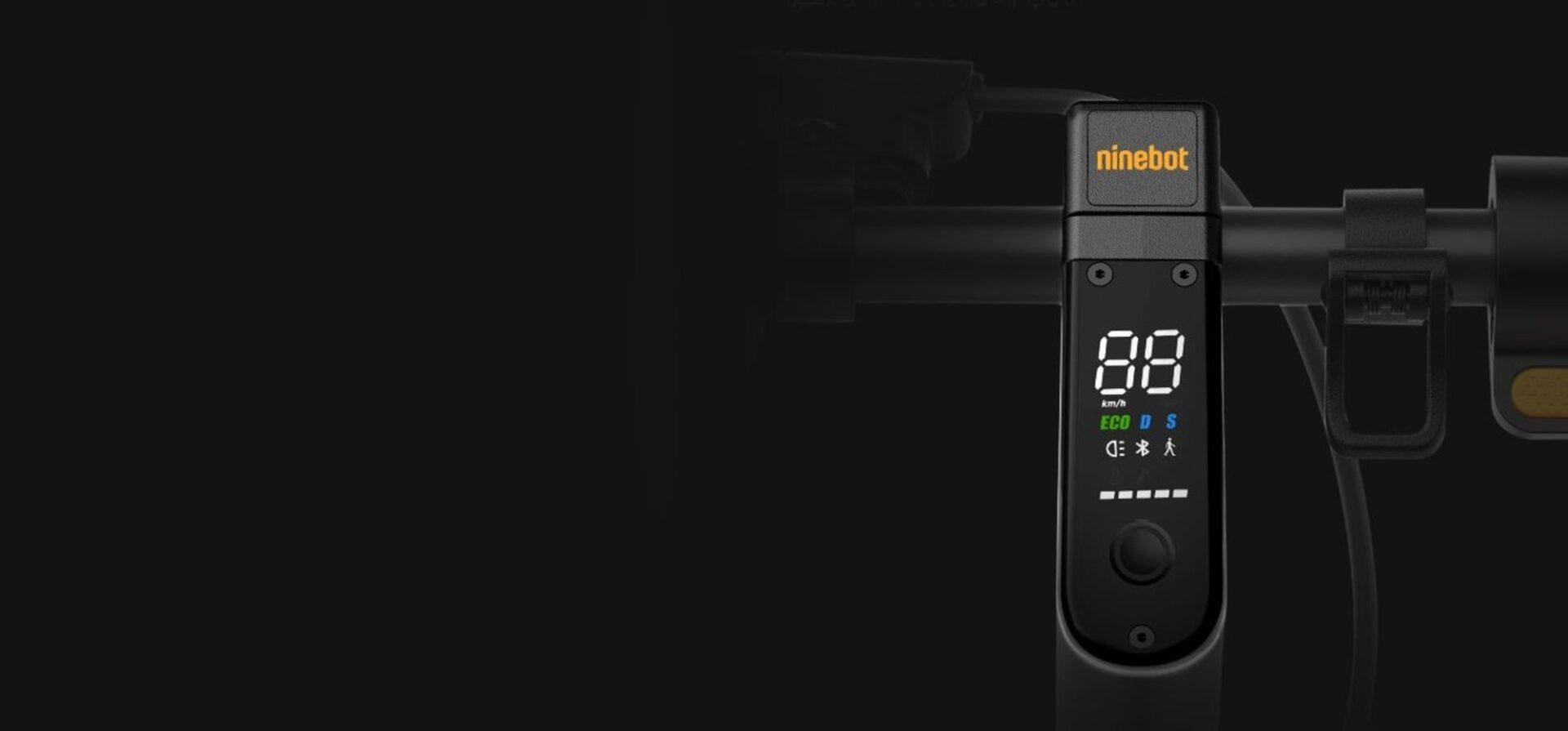Elige tu modo de conducción en el panel de control digital LED