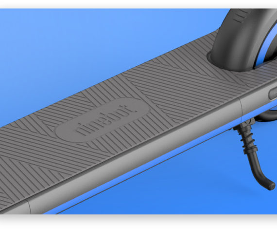 Siliconen voetpaneel