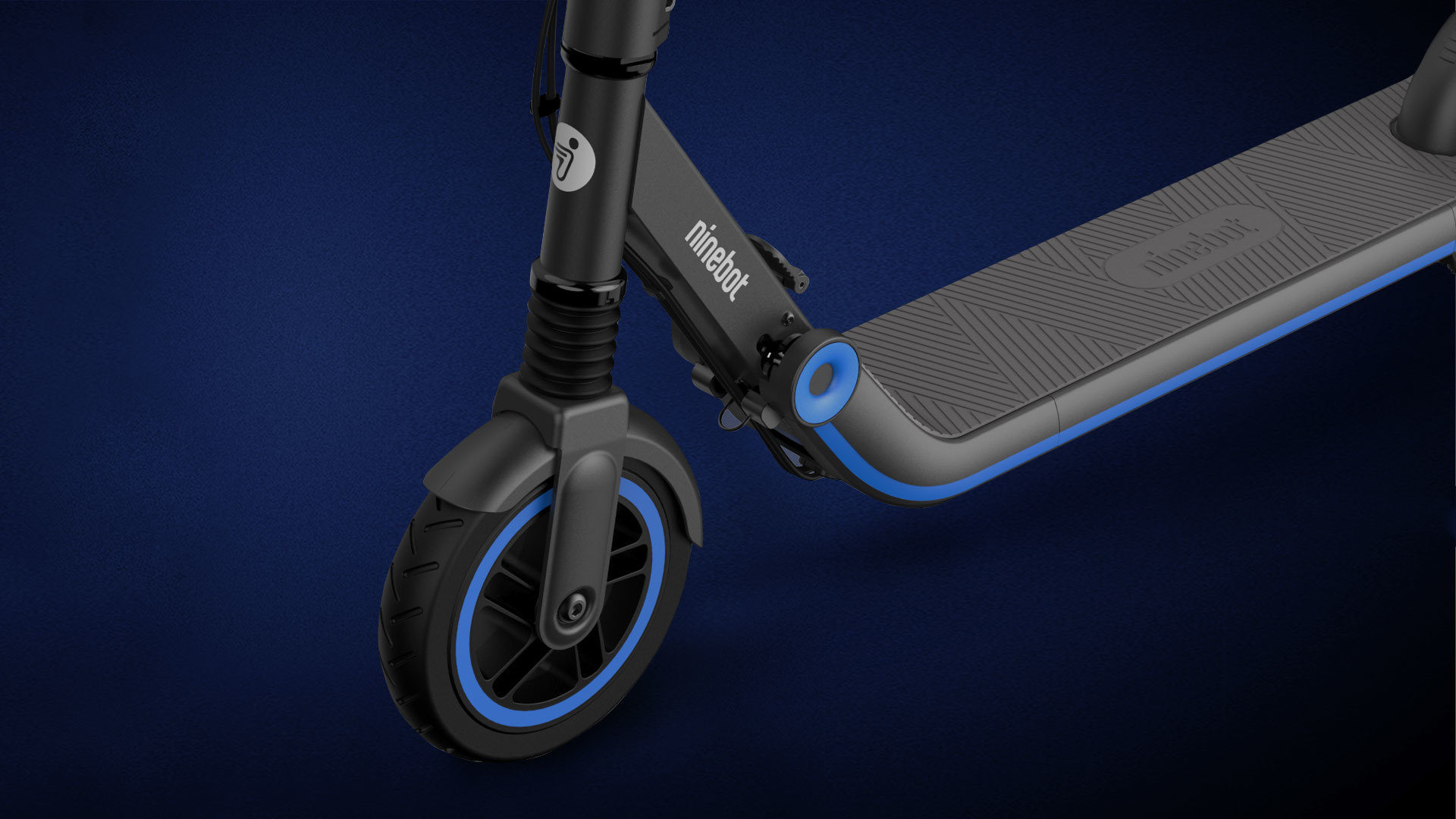 [hero] Ninebot eKickScooter ZING E10 Powered by Segway