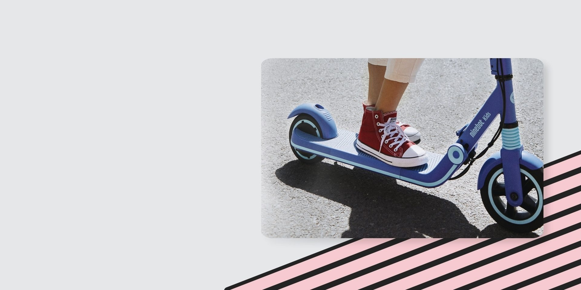 Low Pedal Design