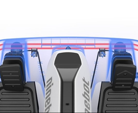 Twee-laags stootbescherming