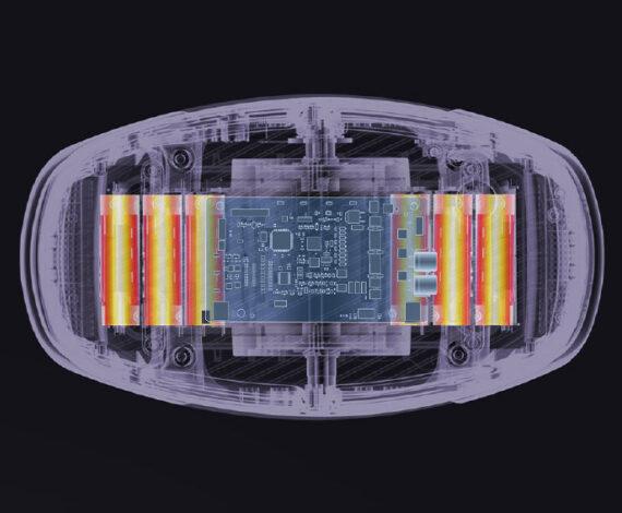 Conception de la batterie au lithium avec fonctions de sécurité avancées