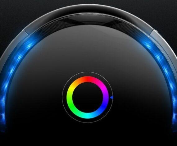 Vyberte si barvu osvětlení