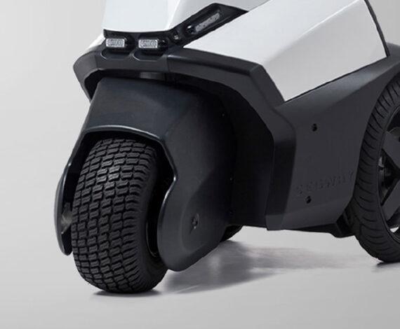 Sturdy Multi-Terrain Tyres