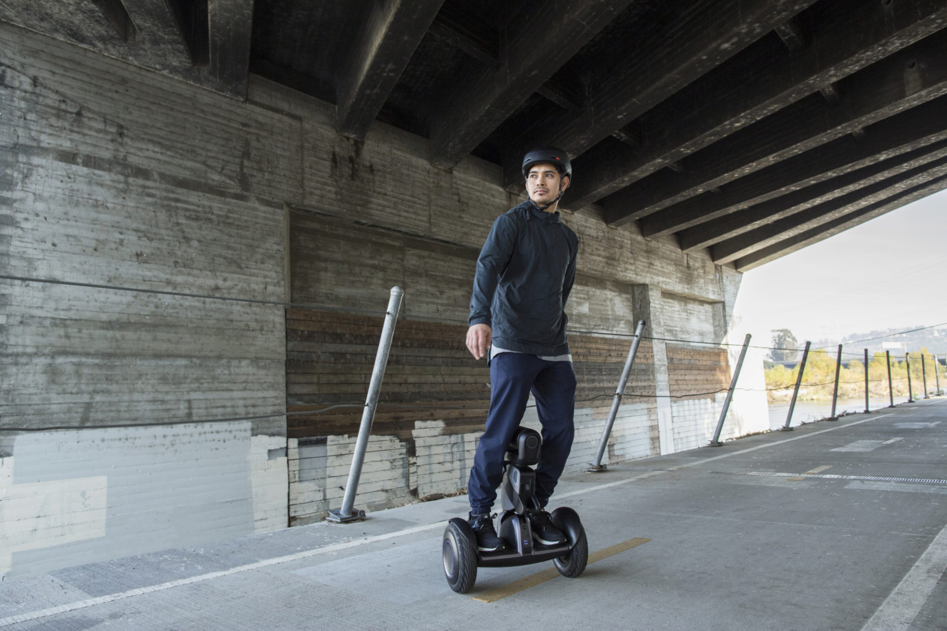Self-Balancing Transporter