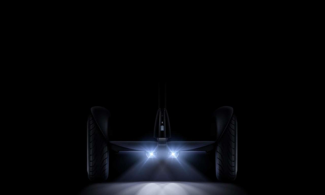 Licht rijden
