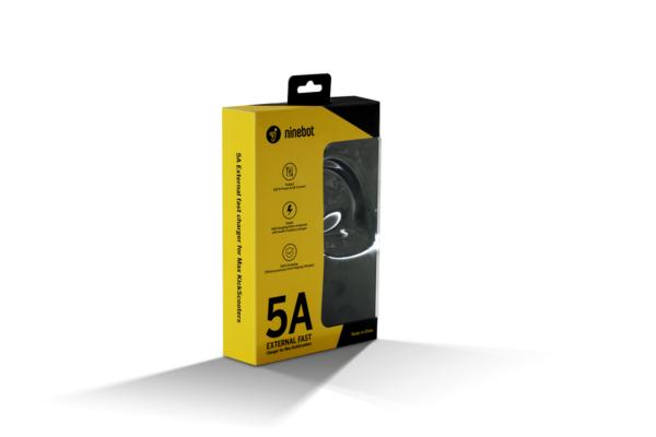 Ninebot 5A vanjski brzi punjač za MAX KickScooters