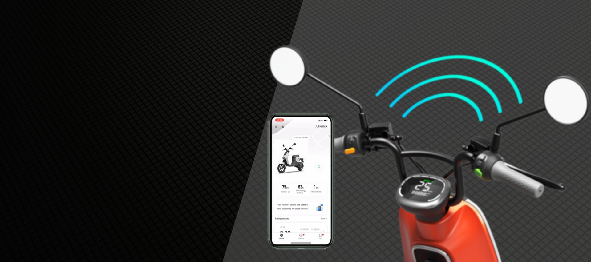 Débloquez de nombreuses fonctionnalités intelligentes avec l'application mobile